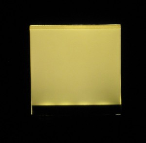 LED-backlight, 53mm x 53mm x 1.7mm, warm-white